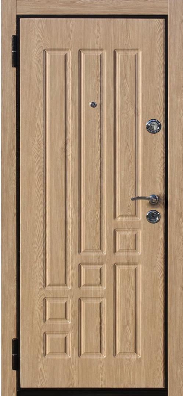 двери входные металлические с внутренней мдф